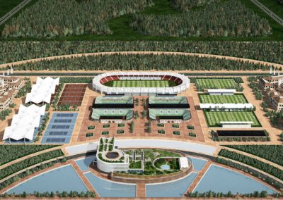 Deportes. Europe Royale Theme Park. Bluerain Holding