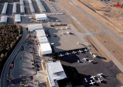 North American Aviation Dynamics. Bluerain Holding